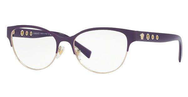 Versace VE1237 1383 VIOLET/PALE GOLD
