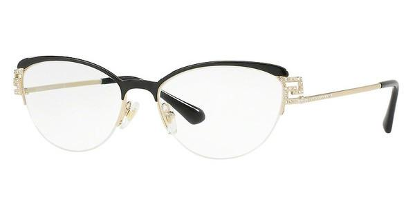 Versace VE1239B 1291 BLACK/PALE GOLD