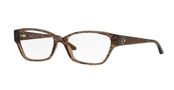 Versace VE3172 991 LIZARD BROWN