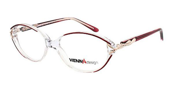 Vienna Design UN530 03 x'tal-mono red