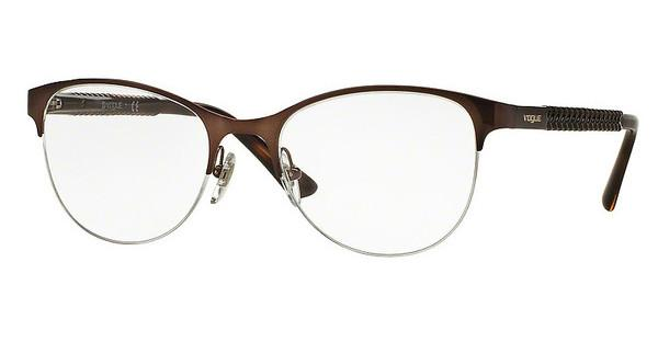 Vogue VO3998 934 BRUSHED BROWN