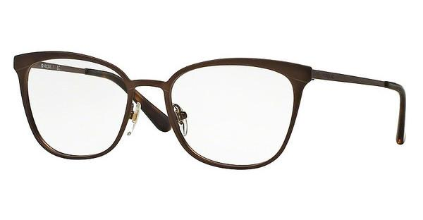 Vogue VO3999 934S MATTE BURNT BROWN