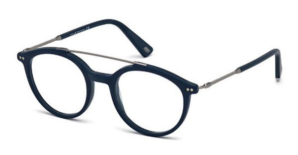 Web Eyewear WE5204 091 blau matt