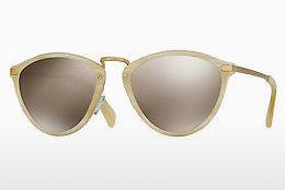 Lunettes de soleil Paul Smith HAWLEY (PM8260S 10495A) - Blanches, Or