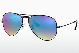 Lunettes de soleil Ray-Ban AVIATOR LARGE METAL (RB3025 002/4O) - Noires