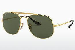 Lunettes de soleil Ray-Ban The General (RB3561 001) - Or