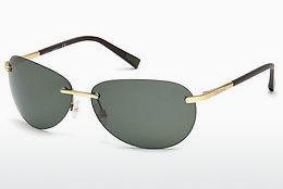 Lunettes de soleil Timberland TB9117 33R - Or