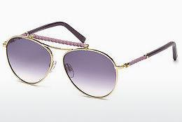 Lunettes de soleil Tod's TO0203 33Z - Or