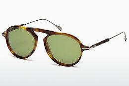 Lunettes de soleil Tod's TO0205 53N - Havanna, Yellow, Blond, Brown