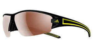 Adidas A402 6108 LST polarized silverblack/yellow