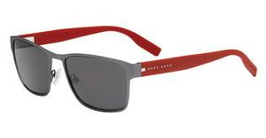 Boss BOSS 0561/S 1ZP/Y1 GREYMTRUT RED (GREY)