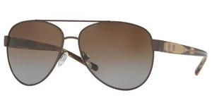 Burberry BE3084 1226T5 POLAR BROWN GRADIENTBRUSHED BROWN
