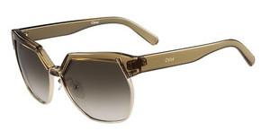 Chloé CE665S 248 LIGHT BROWN