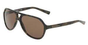 Dolce & Gabbana DG4201 307573 BROWNCAMO GREEN