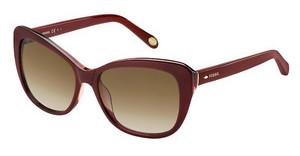 Fossil FOS 2038/S RO2/S8 BROWN SFRED PTTRN