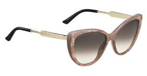 Gucci GG 3804/S R4J/J6 BROWN SFPKMTHRPGD (BROWN SF)