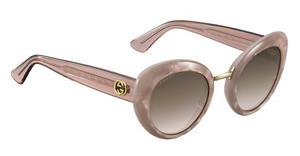 Gucci GG 3808/S R4F/J6 BROWN SFPINK MOP (BROWN SF)