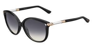 Jimmy Choo GIORGY/S D28/9C GREYUNIFSHN BLACK