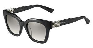 Jimmy Choo MAGGIE/S W54/IC GREY MS SLVDARK GREY