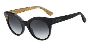 Jimmy Choo MIRTA/S 1W7/9O DARK GREY SFBKBEIGLTT