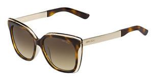 Jimmy Choo OCTAVIA/S 19W/JD BROWN SFHVNNDE GD