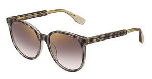 Jimmy Choo REECE/S LXA/NH BROWN MS GLDSTRPGLTBW
