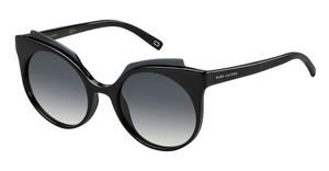 Marc Jacobs MARC 105/S D28/9O DARK GREY SFSHN BLACK
