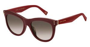 Marc Jacobs MARC 118/S OPE/K8 BROWN SFBURGUNDY
