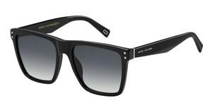 Marc Jacobs MARC 119/S 807/9O DARK GREY SFBLACK