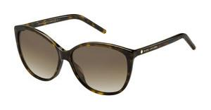 Marc Jacobs MARC 69/S 086/LA BROWN SF PZDKHAVANA (BROWN SF PZ)
