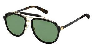 Marc Jacobs MJ 592/S 53X/DJ GREENBKTORTOGD (GREEN)