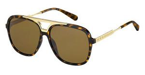 Marc Jacobs MJ 618/S I47/EC BROWNHVNA GOLD (BROWN)