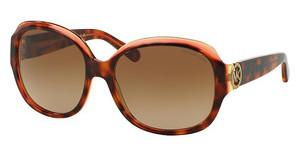 Michael Kors MK6004 300413 BROWN GRADIENTTORTOISE/PINK/YELLOW