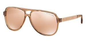Michael Kors MK6025 3092R1 ROSE GOLD FLASHBROWN TRANSPARENT/ROSE GOLD