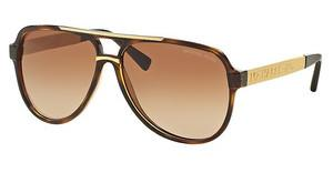 Michael Kors MK6025 310613 BROWN GRADIENTTORTOISE/GOLD