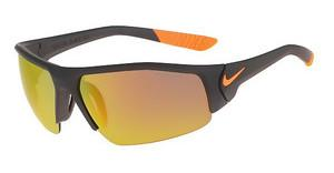 Nike SKYLON ACE XV R EV0859 208 MATTE DEEP PEWTER / TOTAL ORANGE WITH GREY W/ML ORANGE FLASH LENS