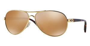 Oakley OO4079 407904 TUNGSTEN IRIDIUMPOLISHED GOLD