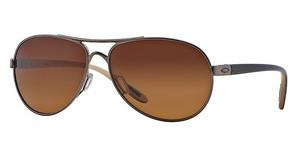 Oakley OO4079 407906 BROWN GRADIENT POLARIZEDPOLISHED CHOCOLATE