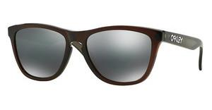 Oakley OO9013 901337 BLACK IRIDIUMVAPOR BROWN