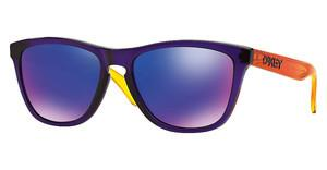 Oakley OO9013 901345 POSITIVE RED IRIDIUMPURPLE