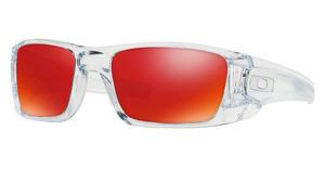 Oakley OO9096 9096H6 TORCH IRIDIUMPOLISHED CLEAR