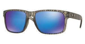 Oakley OO9102 9102A1 SAPPHIRE IRIDIUMMATTE GREY INK URBAN JUNGLE
