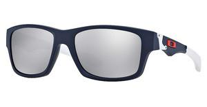 Oakley OO9135 913502 CHROME IRIDIUMMATTE NAVY