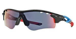 Oakley OO9181 918118 POSITIVE RED IRIDIUM & G40POLISHED BLACK (TDEF)