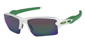 Oakley OO9188 918863 JADE IRIDIUMPOLISHED WHITE