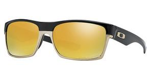Oakley OO9189 918918 24K IRIDIUM POLARIZEDPOLISHED BLACK