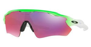 Oakley OO9208 920841 PRIZM ROADGREEN FADE