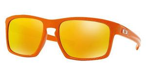 Oakley OO9262 926216 FIRE IRIDIUMFINGERPRINT ATOMIC ORANGE