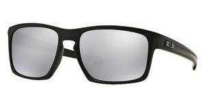 Oakley OO9262 926226 CHROME IRIDIUMMATTE BLACK