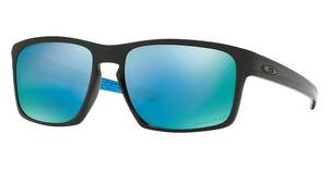 Oakley OO9262 926240 PRIZM DEEP H2O POLARIZEDPOLISHED BLACK